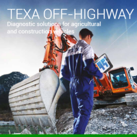 TEXA DIAGNOSE OFF-HIGHWAY